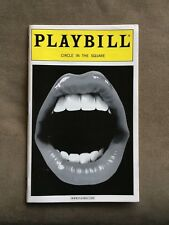 Playbill The Rocky Horror Show June 2001 Tom Hewitt Dick Cavett Joan Jett