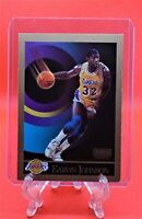 "1990 SKYBOX NBA EARVIN ""MAGIC"" JOHNSON HOF LOS ANGELES LAKERS CARD #138"