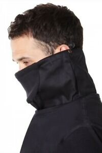 ANTI-SLASH NECK PROTECTION LINED WITH BLADENOMA CUT RESISTANT FIBRE LEVEL 4