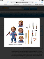 "Child's Play - Chucky 7"" Scale Ultimate Action Figure * NECA *"