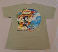 #1996-9 Ron Jon Cocoa Beach Fla Surf Report Wicked! 2-Sided Graphics Tee  L