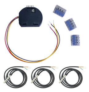Shelly Temperature Add-On Sensor Controller