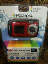 Polaroid iXX 090 20 MP Waterproof Digital Camera Red