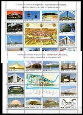 Spain - 1992 Expo '92 Sevilla - Mi.3036-59 KB MNH
