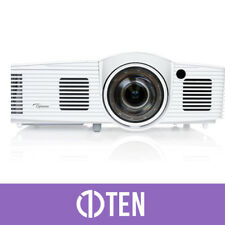 OPTOMA GT1080  1080p Short Throw Full HD 3D Gaming  DLP Projector 2800 Lumes