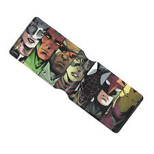 ALL NEW MARVEL AVENGERS FACE PANELS TRAVEL CARD HOLDER BUS TRAIN OYSTER PASS