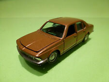 GAMA MINI 894 BMW 728 733i E23 - BRONZE 1:43 - RARE SELTEN - GOOD CONDITION