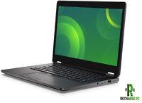 Dell Latitude E7270 6th Gen Intel i5-6300U Windows 10 128GB Solid State 8GB RAM