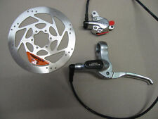 Shimano Nexave C901 Disc Disc Brake Set front and rear 160mm 6-hole