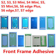 20x LCD Front Frame Adhesive Sticker Glue Tape for Samsung S2 S3 S4 S5 S6 S7 S8