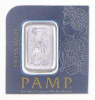 Pamp Suisse 1 Gram Platinum Bar - .9995 - In assay card