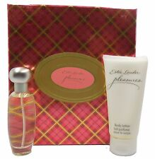 PLEASURES BY ESTEE LAUDER GIFT SET EDP SPRAY 1 OZ.+BODY LOTION 2.5 OZ. (D)