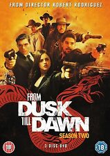 From Dusk Till Dawn Complete Series 2 DVD Second 2nd Season Two UK Brand NEW R2