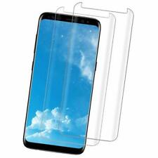 Samsung Galaxy S8 Screen Protector HD Clear Case Friendly easy to install 2-Pack