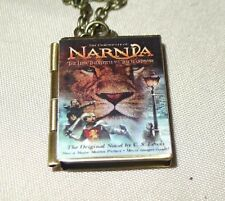 charm Locket necklace fantasy world magic C.S. Lewis's Chronicles of Narnia book