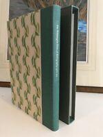 Whittington Press Bibliography 1982-93 Signed Matrix