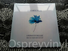 Joni Mitchell A Woman in the East 1983 Tokyo Broadcast 2 LP Sealed Original