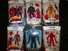 Marvel Legends Venompool BAF Complete Set Venom Morbius Phage Carnage Brand NEW!