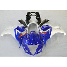 Blue White Plastic Fairing Bodywork For Suzuki GSX650F GSX 650F 2008-2013 12 2B