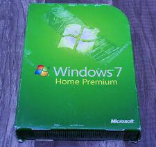 Microsoft Windows 7 Home Premium with SP1 GENUINE pre-owned GFC-00019