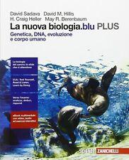 NUOVA BIOLOGIA.BLU PLUS, GENETICA, DNA, EVOLUZIONE... ZANICHELLI 9788808490780