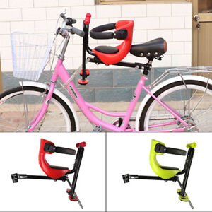 Bicycle Bike Front Seat Safety Stable Baby Child Kids Chair Carrier Sport Seats