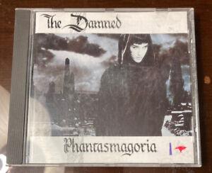 The Damned - Phantasmagoria (CD 1985 MCA)