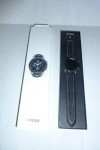 Samsung Galaxy Watch3 SM-R840 45mm Mystic Silver Stainless Steel Case