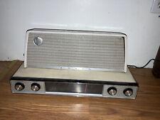 New ListingArvin Tube Radio Model 3582 Great Working Condition Rare