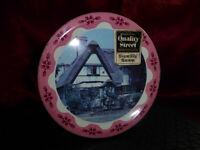 Vintage MACKINTOSH'S QUALITY STREET Chocolates & Toffees TIN Food Advertising