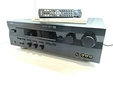 YAMAHA DSP-A5 AV Amplifier - 80 Watts - WITH REMOTE & Manual - SERVICED