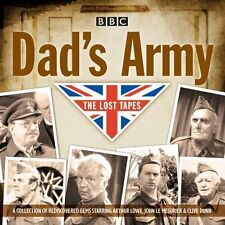 Dad's Army: The Lost Tapes: Classic Comedy from the BBC Archives New Audio CD Bo