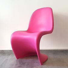 original Vitra Panton Chair 01/2011 Designklassiker - SONDERFARBE magenta selten