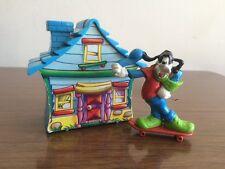 OVP Vintage Walt Disney Goofy 7 cm im Haus Topolino Magazin Beilage Italien