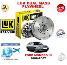 PER FORD MONDEO 2003-2007 LUK DMF DOPPIA MASSA VOLANO 2.0 TDCi 2.0 16 V DI TDDi