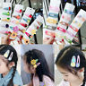 5Pcs Cute Girls Baby Kids Fruit Sun Flower Hair Clips Snap Slides Close Hairpin