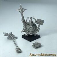 Metal Dwarf Runesmith - Warhammer Age of Sigmar X2250