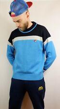 Vintage 80's 90's Fila Siro Crew Neck Knit Jumper S-M Short