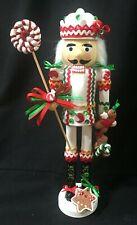 Nutcracker Gingerbread Cookies & Christmas Lollipop