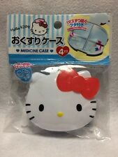 from Japan Sanrio Hello Kitty Your medicine case Free Shipping Sal
