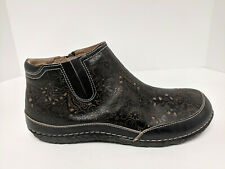 Spring Step L'Artiste Libootie Fashion Boots, Black, Womens 9 M