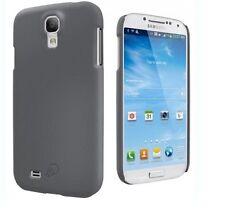 Cygnett Soft Touch Slim Case For Samsung Galaxy S4 - Charcoal Grey (CY1169CXFRD)