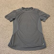 Nike Pro Combat Fitted Athletic Active Fitness Training T Shirt Mens Small