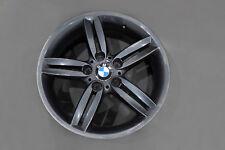 """BMW 1 Series E81 E87 Grey Front Alloy Wheel Rim 18"""" 7,5J M double Spoke 208"""