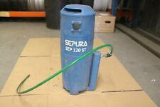 1 USED SEPURA SEP-120 ST COMPRESSOR TANK WATER & OIL CONDENSATE SEPERATOR