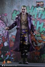 LAYBY 1/6 HOT TOYS JOKER with Purple Coat from Suicide Squad Price is $379.99