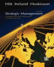 STRATEGIC MANAGEMENT: COMPETITIVENESS AND GLOBALIZATION., Hitt, Michael A, R Dua