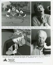 GYRO GEARLOOSE HAL SMITH DUCKTALES ORIGINAL 1987 NBC TV PHOTO