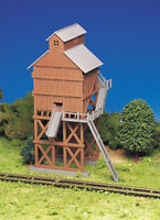 Bachmann HO Scale Train Building Coaling Station 45211