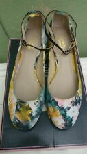 "ANTHROPOLOGIE  Seychelles ""Dream Garden"" Heels Shoes,  UK6, EUR39, US8"